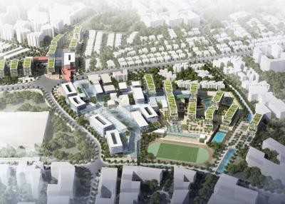 Master Plan for Singapore University of Technology and Design