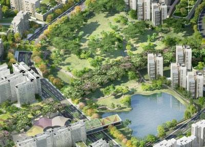 Master Plan for Bidadari Estate