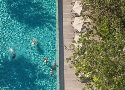 Pool By The Woods, National Univeristy of Singapore