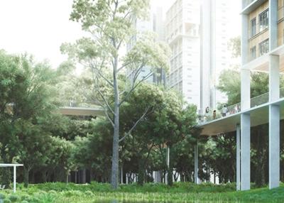 Rail Corridor Housing