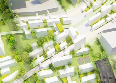 Master Plan for Singapore Institute of Technology