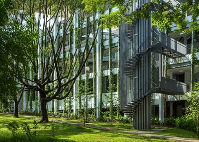 Ventus, Office of Estate Development, National University of Singapore