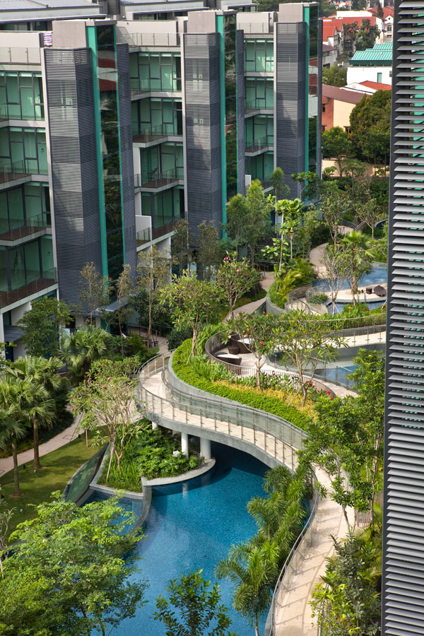 MKPL Architects, Duchess Residences, Singapore