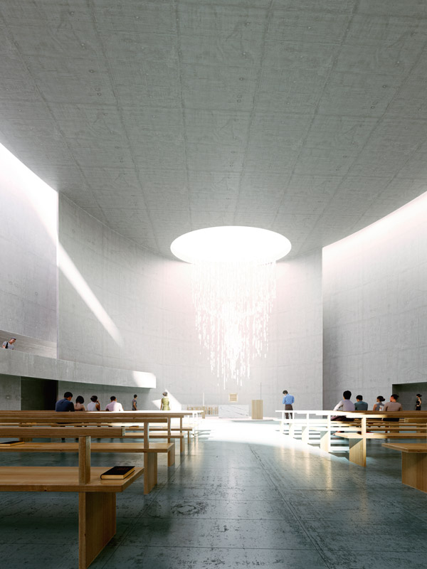 Modern Catholic Church Architecture In Singapore