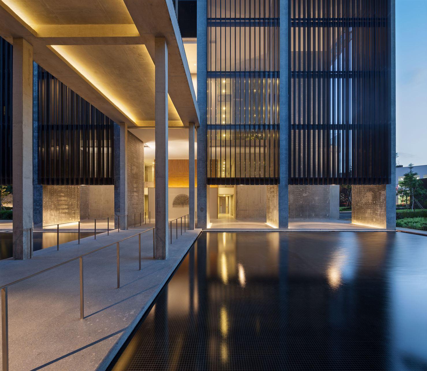 New Kent Apartments: University Of Singapore Architecture Project