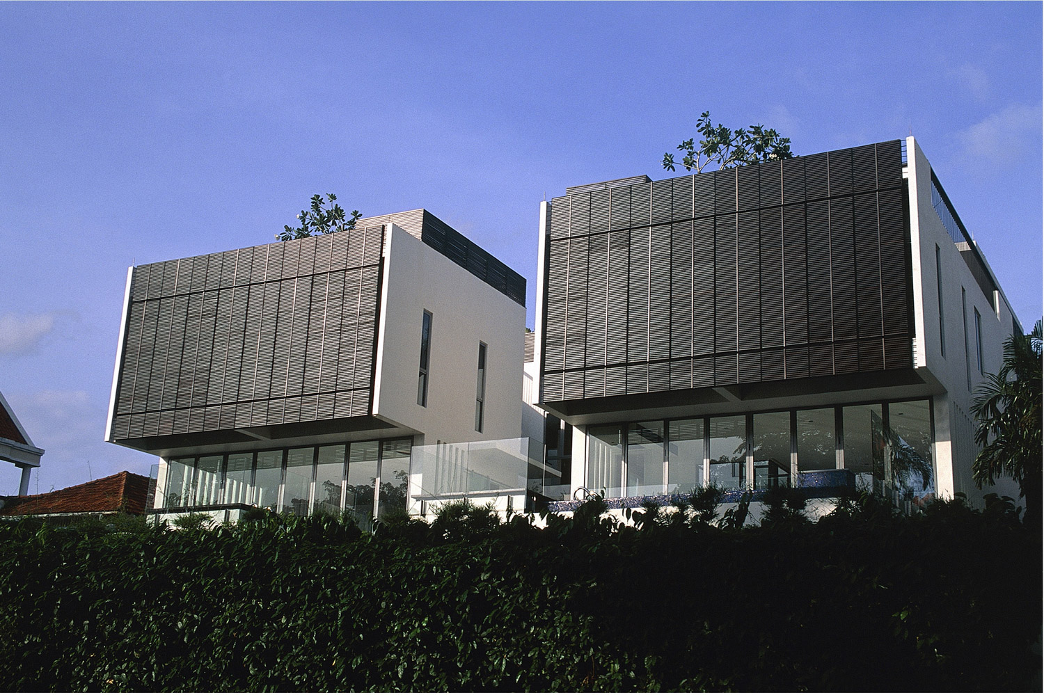 MKPL Architects, Dunsfold Drive Houses, Singapore