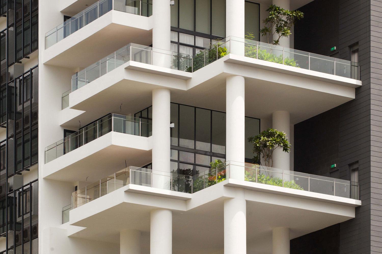 MKPL Architects, Skypark, Singapore
