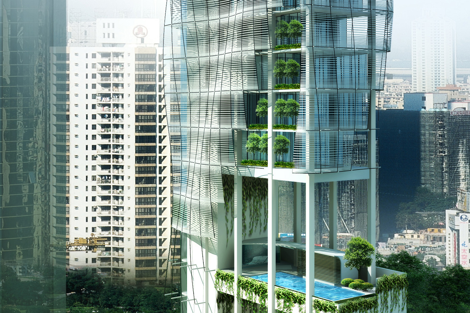 MKPL Architects, Orchard Suites, Singapore
